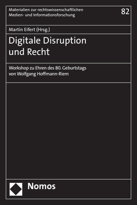 Digitale Disruption und Recht