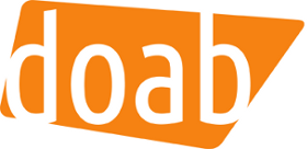 Logo of the Directory of Open Access Books (DOAB)